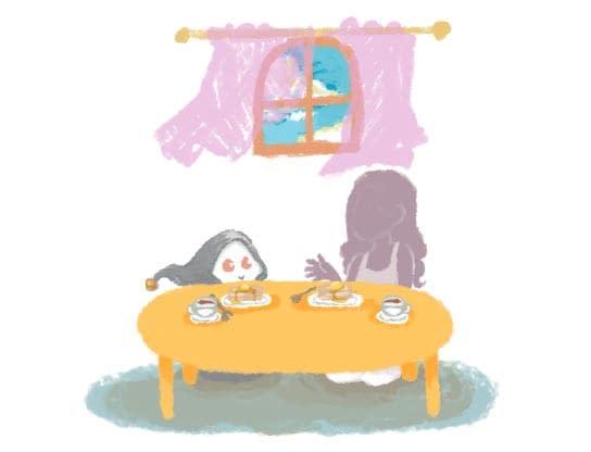 Tea and Pancakes